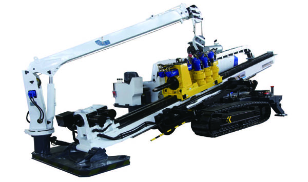 FDP-45/70 FDP Series Hydraulic Directional Drilling Rig