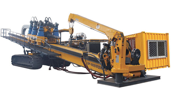 FDP-550 FDP Series Hydraulic Directional Drilling Rig